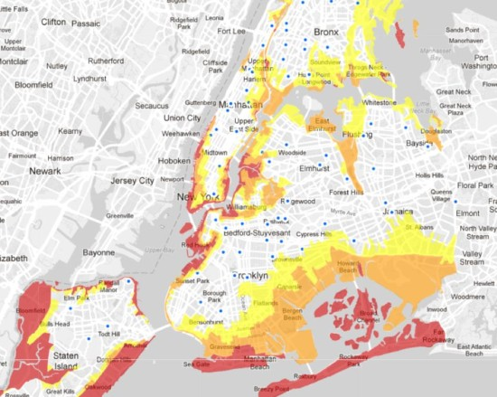 After Hurricane Sandy: An Action Plan for New York City