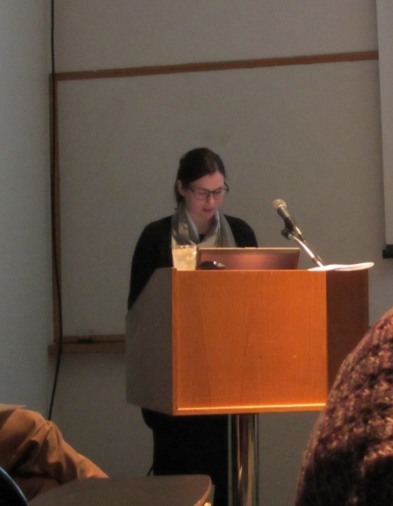 Jennifer Hickey describes the Pollock project at MoMA