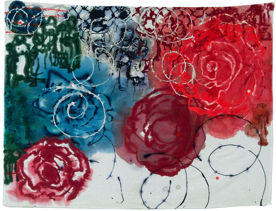 Henrietta Mantooth, VoCA, Contemporary Art, MCNY, Joan Mitchell Foundation