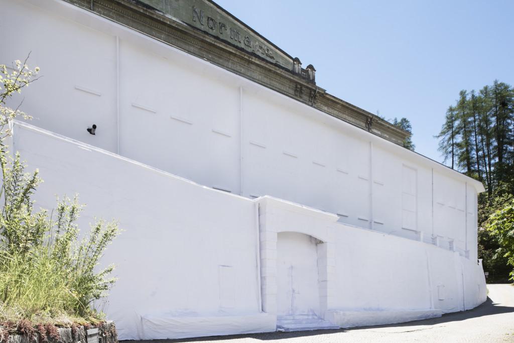 VoCA Contemporary Art Paper Building