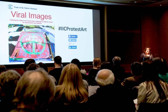 "IIC Point of the Matter Dialogue: ""Viral Images"""