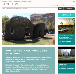 Making Public Art More Public