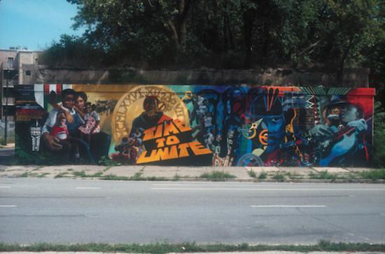 VoCA Chicago Mural
