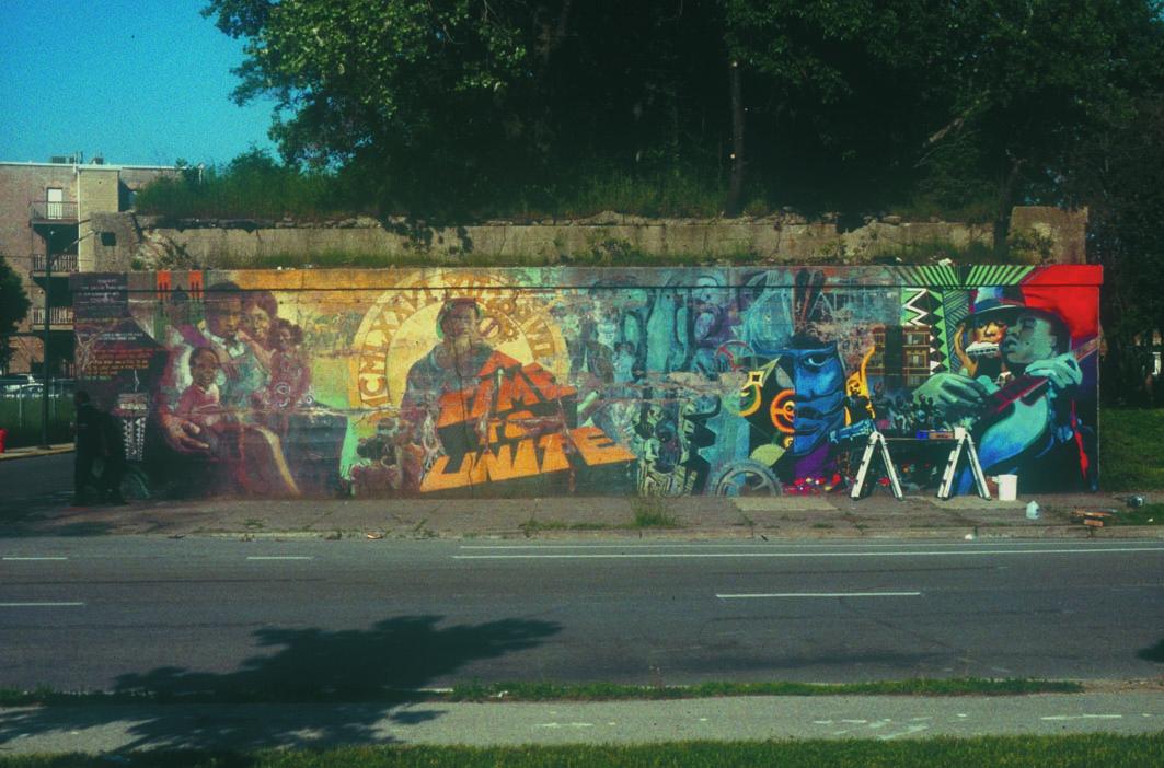 VoCA Chicago Public Mural