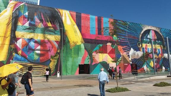VoCA Conserving Contemporary Murals Humberto Farias
