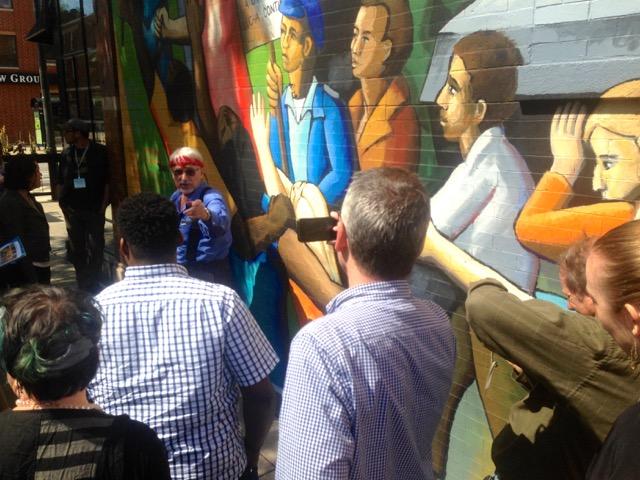 VoCA Will Shank Contemporary Murals