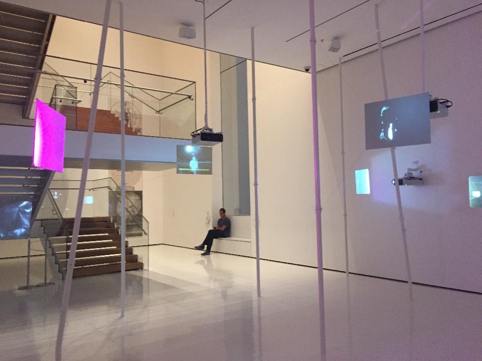 VoCA, MoMA, Rauschenberg