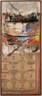 Voices in Contemporary Art, VoCA, MoMA, Rauschenberg