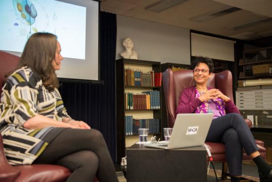 CALL/VoCA Talk: Tara Sabharwal