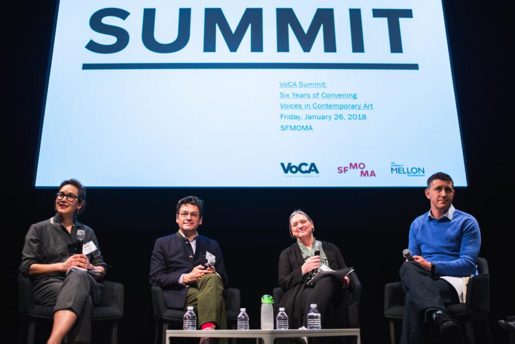 VoCA Summit, Charlotte Meyer, contemporary art