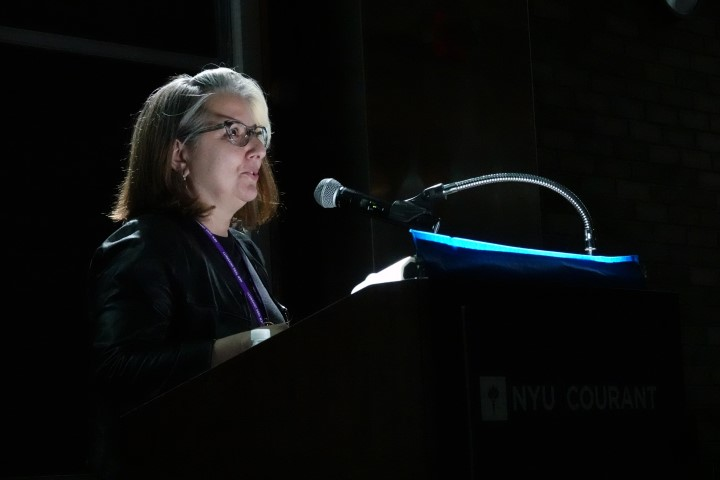 VoCA, It's About Time!, NYU, TBM, art conservation