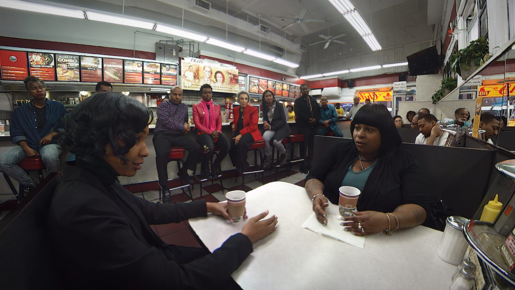VoCA, The Art of Visual Intelligence, Virtual Reality, Interview with Samaria Rice Traveling While Black