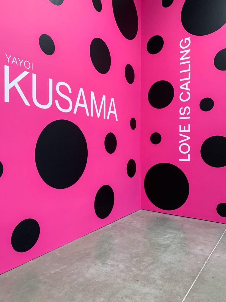 Yayoi Kusama, Love is Calling