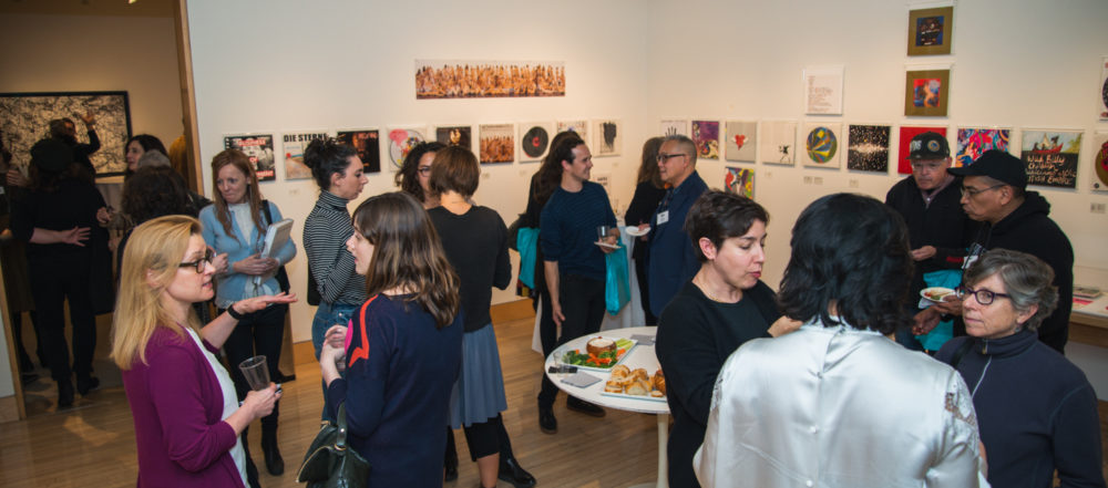 VoCA Summit reception and book signing held at Fraenkel Gallery in San Francisco, CA in 2018