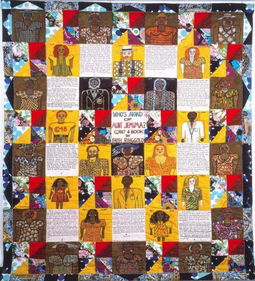 Faith Ringgold, Who's Afraid of Aunt Jemima?